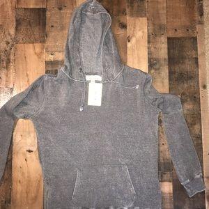 Vintage Havana NWT grey sweatshirt Large